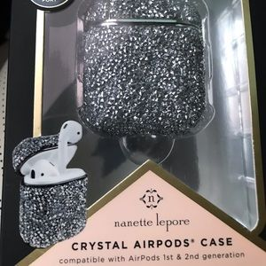 Crystal AirPod case